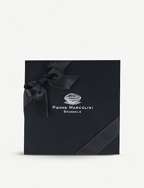 PIERRE MARCOLINI  CHOCOLATE 梅乔尔日期 BOX 的 21