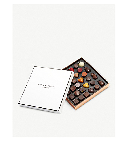 PIERRE MARCOLINI Malline Découverte chocolate selection
