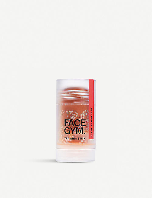 FACE GYM: Brazilian Pink Clay Training Stick