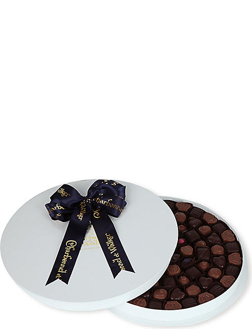 CHARBONNEL ET WALKER Boite Blanche chocolate box 1000g
