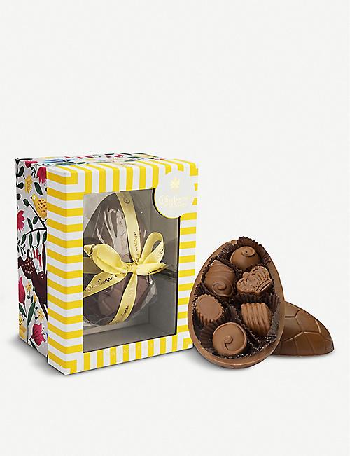 243c71ef43bb CHARBONNEL ET WALKER Milk chocolate Easter egg 225g