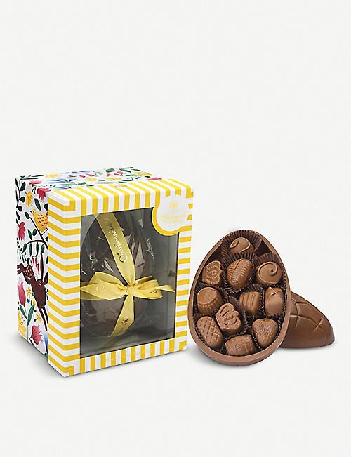 a1053e3738bd CHARBONNEL ET WALKER Milk chocolate Easter egg 450g