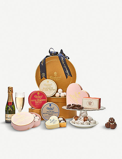 CHARBONNEL ET WALKER Luxury celebration hamper