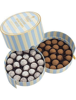 CHARBONNEL ET WALKER Sea Salt caramel truffle assortment 510g