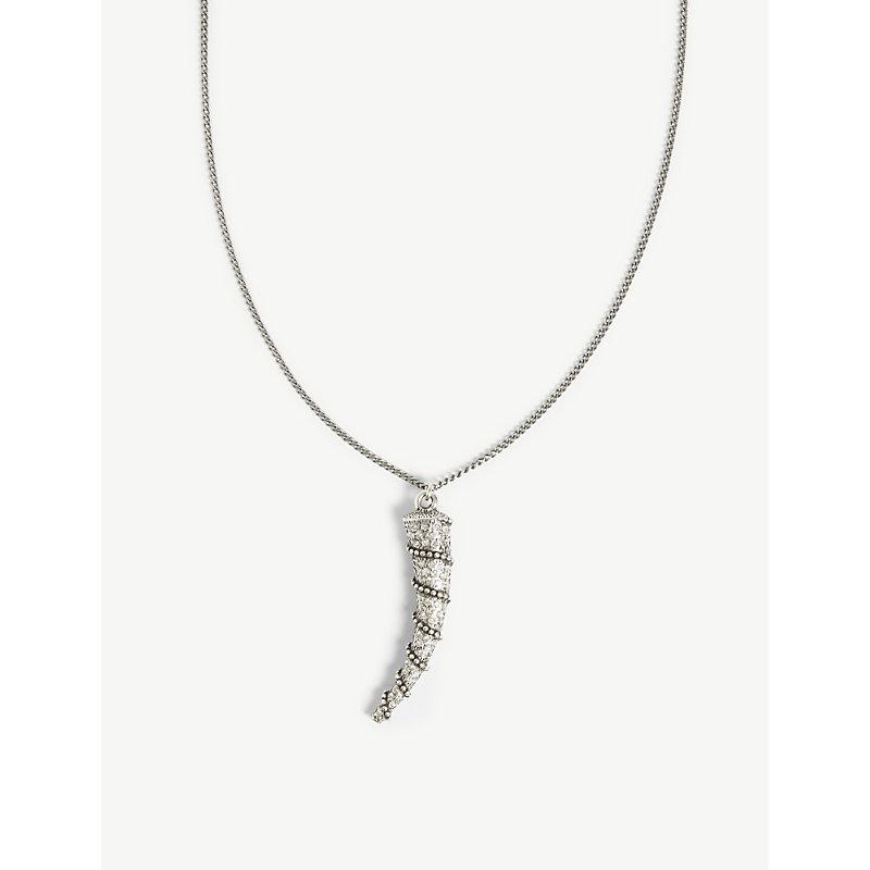 THE KOOPLES   Horn Necklace   Goxip