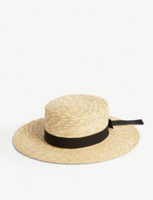 THE KOOPLES Straw hat