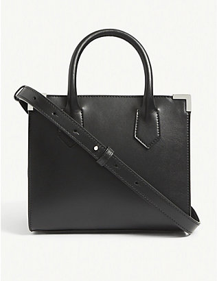 THE KOOPLES: Emily mini leather cross-body bag
