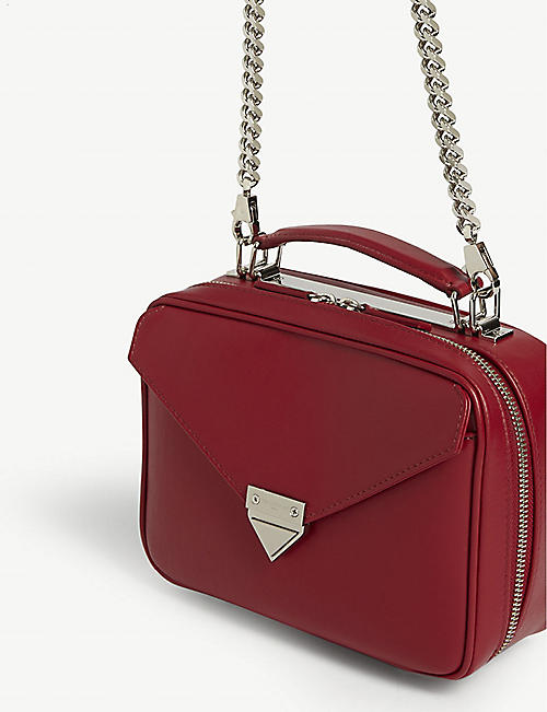 THE KOOPLES Leather shoulder bag