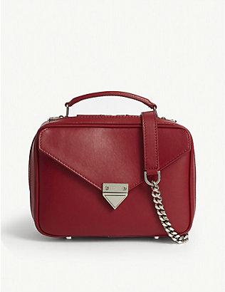 THE KOOPLES: Leather shoulder bag