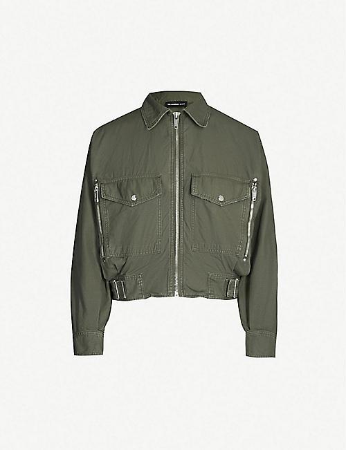 799521af66a THE KOOPLES - Coats & jackets - Clothing - Womens - Selfridges ...
