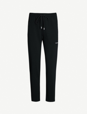 THE KOOPLES Cropped jersey trousers
