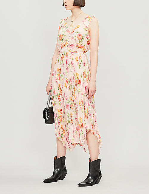 5f59dcdd42 THE KOOPLES - Midi - Dresses - Clothing - Womens - Selfridges | Shop ...