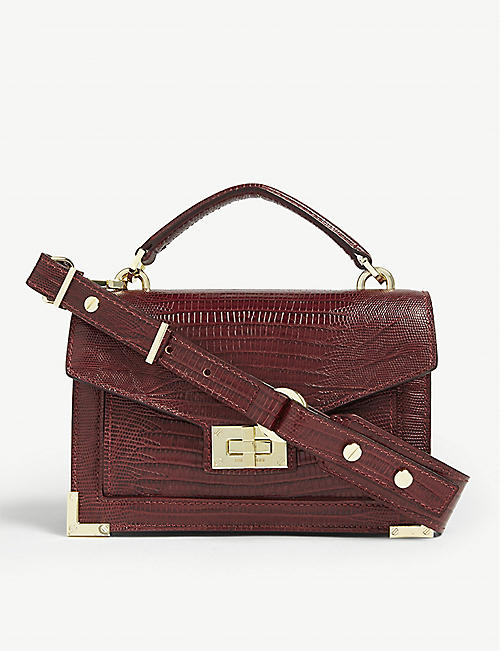 3f9d4fa406ad THE KOOPLES Mini leather shoulder bag