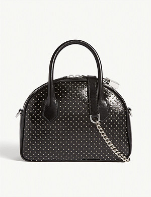THE KOOPLES Medium leather shoulder bag