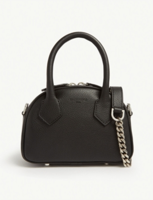 THE KOOPLES Mini leather shoulder bag