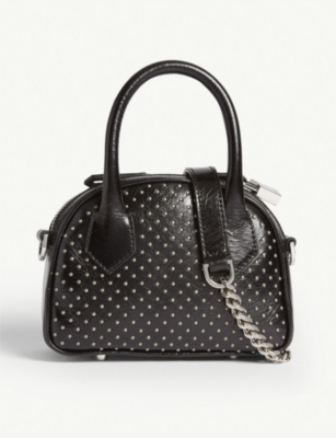 THE KOOPLES Leather micro bag