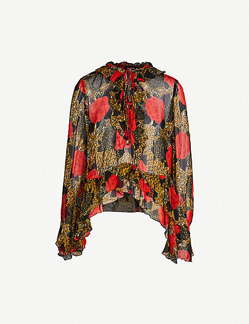 221fb4d31a4 THE KOOPLES - Shirts & blouses - Tops - Clothing - Womens ...