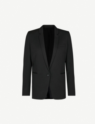 THE KOOPLES Stretch-wool jacket