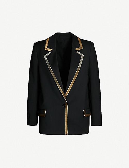 762047167a THE KOOPLES - Coats & jackets - Clothing - Womens - Selfridges ...