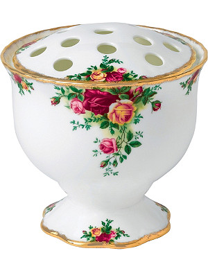 ROYAL ALBERT Olcoro 玫瑰碗14厘米/5.5in (gw)