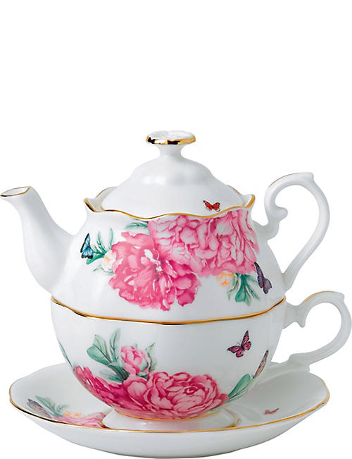 ROYAL ALBERT Mirand tea for one 0.49l/1.03pt f-ship