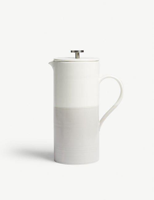 ROYAL DOULTON Coffee porcelain french press 1.6l