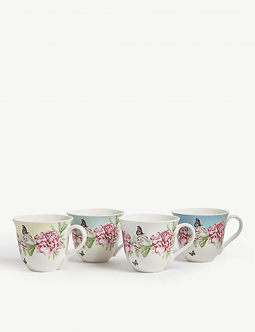 ROYAL ALBERT: Miranda Kerr Friendship set of four mugs
