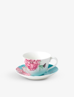 ROYAL ALBERT Miranda Kerr Friendship china teacup and saucer