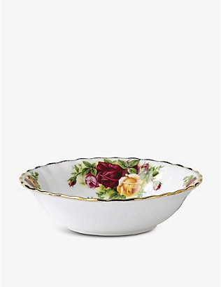 ROYAL ALBERT: Old Country Roses fruit bowl 14cm
