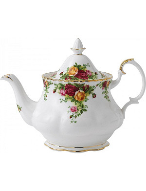ROYAL ALBERT Old Country Roses large teapot