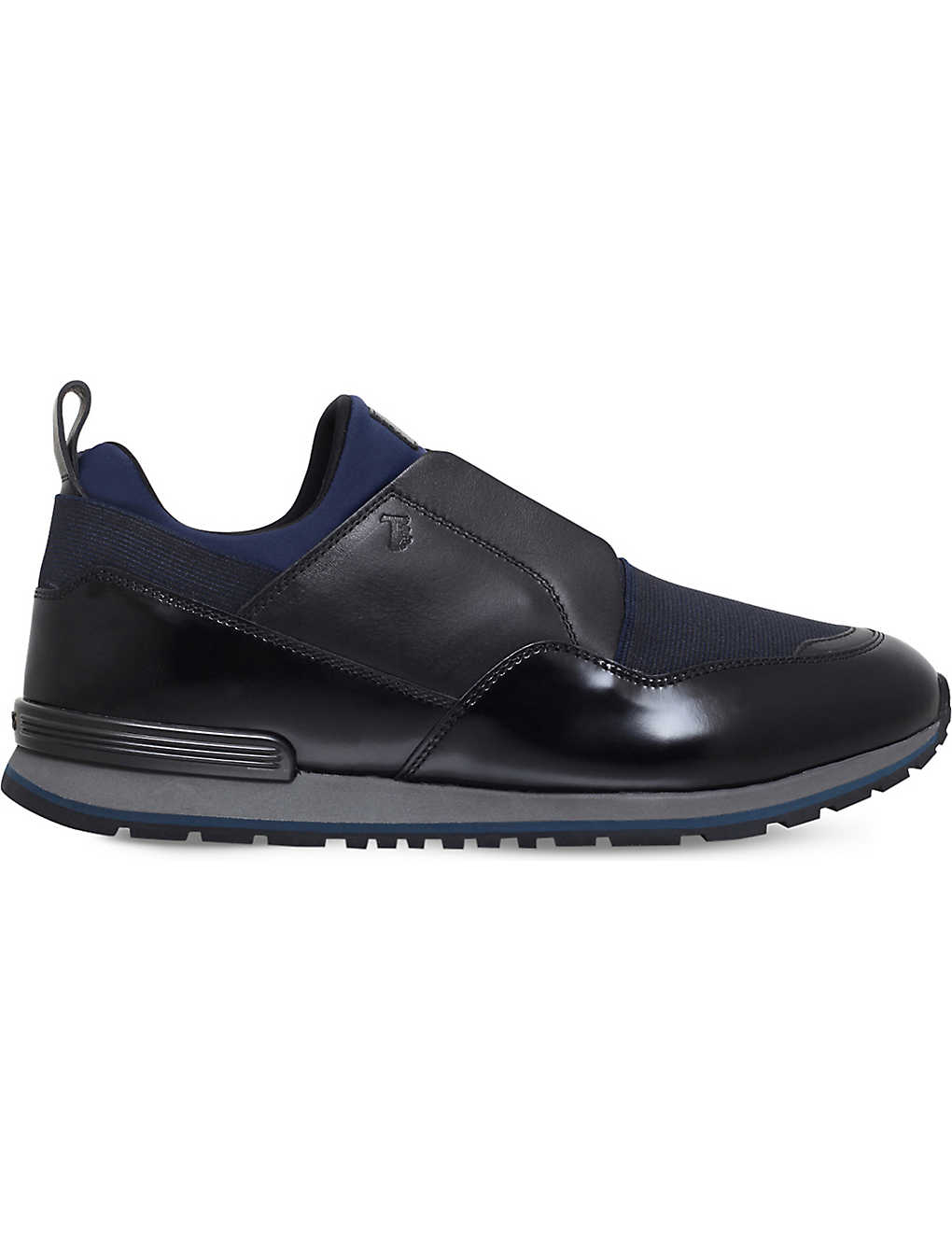 bacc816887 TODS - Neoprene and leather trainers | Selfridges.com