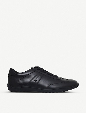 TODS Lo Pro leather trainers