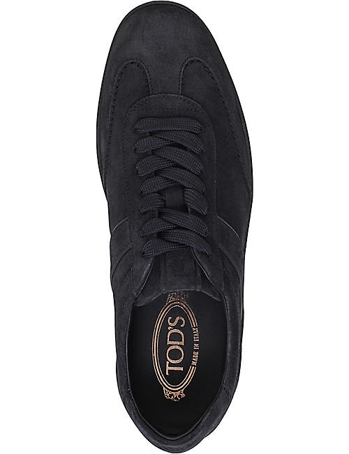 TODS Owens suede trainers