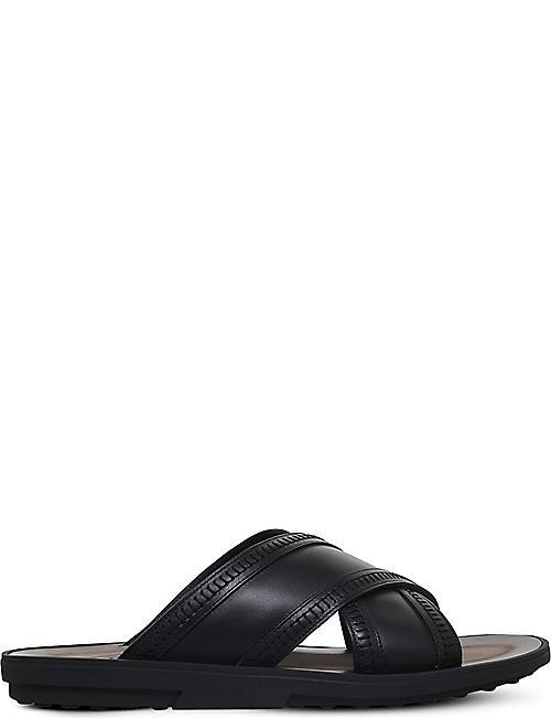 df5cb95d183 TODS - Formal sandals - Sandals - Mens - Shoes - Selfridges