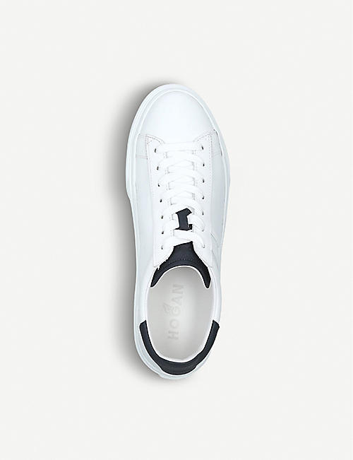 HOGAN H365 leather trainers