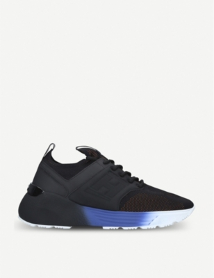 HOGAN Active One knitted high-tech trainers