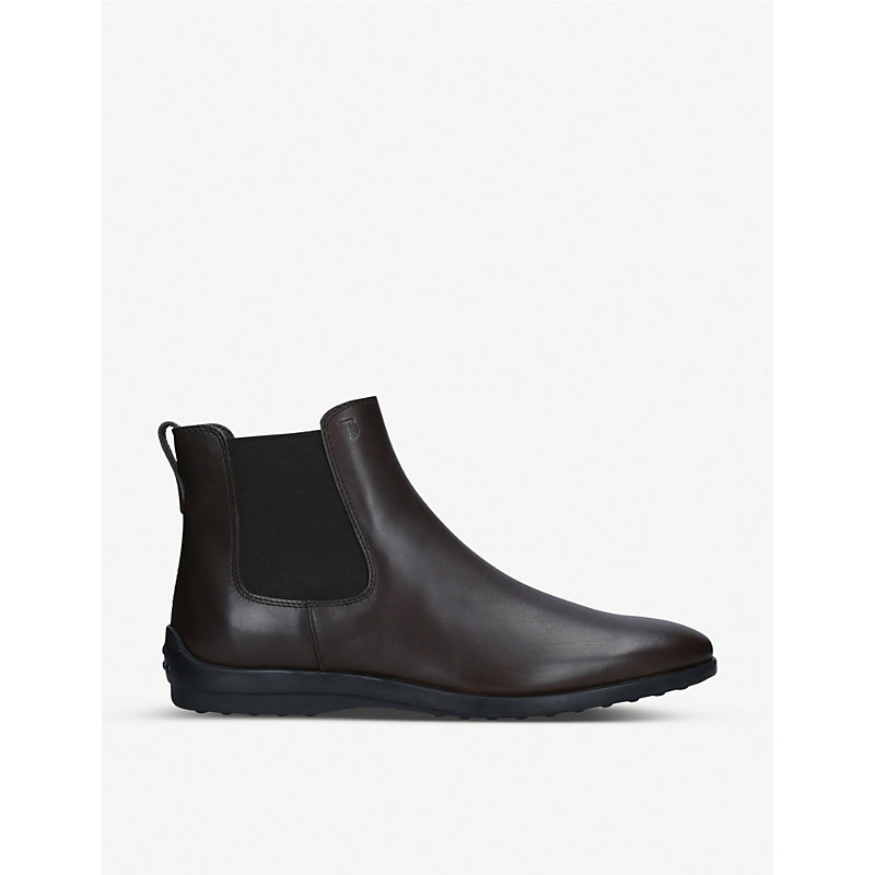 Tod's Boots LEATHER CHELSEA BOOT