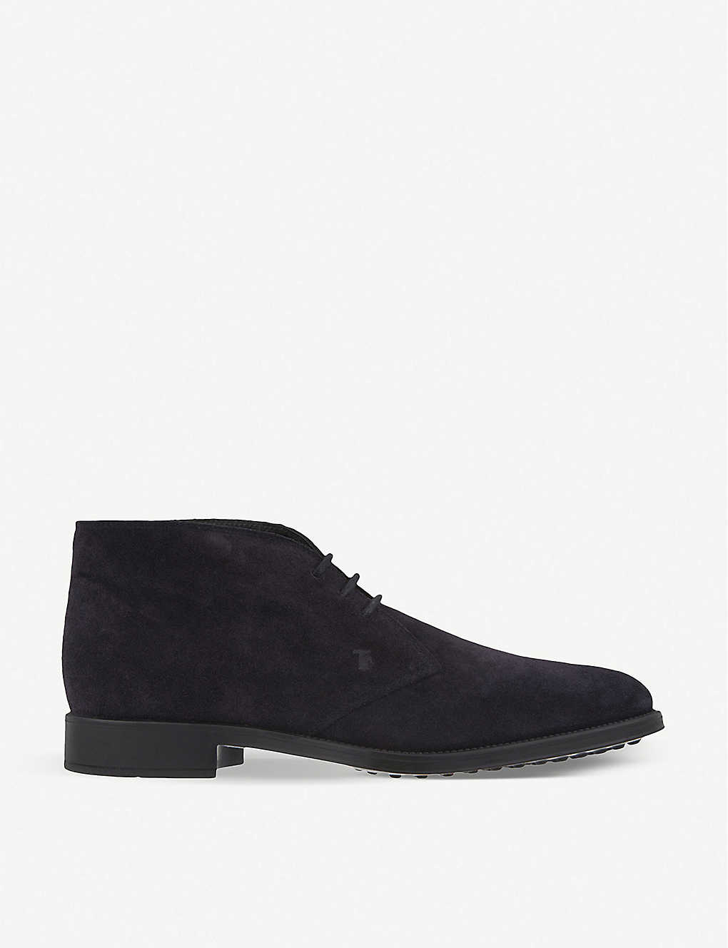 TODS: Suede chukka boots