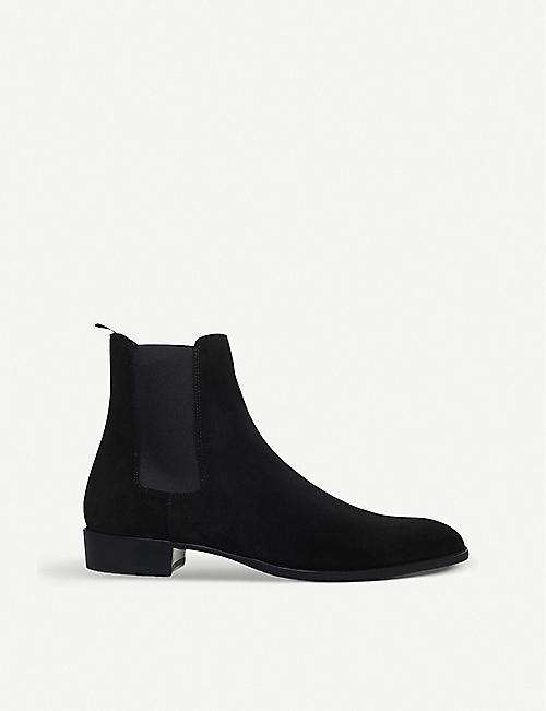 33a403343f8 SAINT LAURENT - Boots - Mens - Shoes - Selfridges | Shop Online