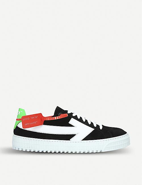 OFF-WHITE C O VIRGIL ABLOH - Shoes - Selfridges  fb7025c9d0