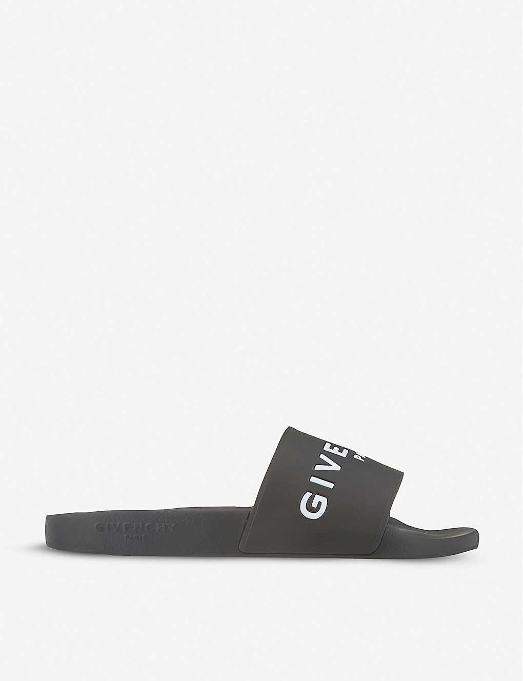 GIVENCHY: Logo sliders