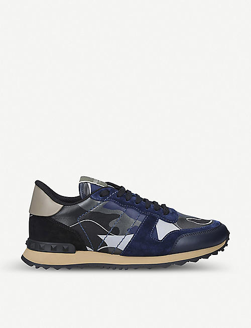 1be30582a2437 VALENTINO - Trainers - Mens - Shoes - Selfridges | Shop Online