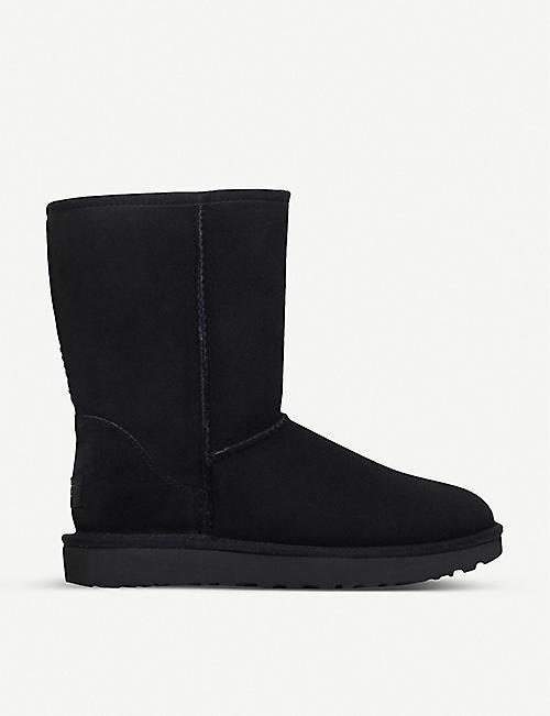 d9cde650948 UGG Classic ll Short sheepskin boots