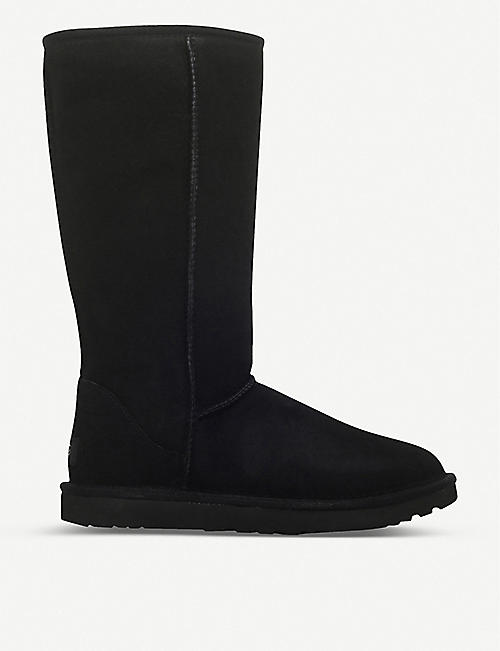 UGG Classic ll Tall sheepskin and suede boots 6efe6866b3