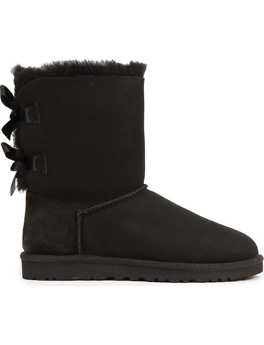 c1269069ad9 Bailey Bow sheepskin boots