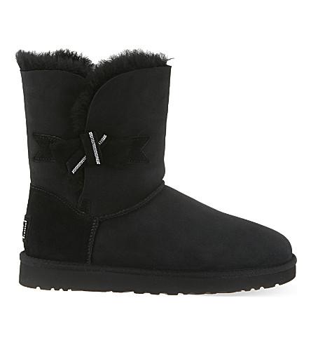 Ugg Jasmine Suede Boots Selfridges Com
