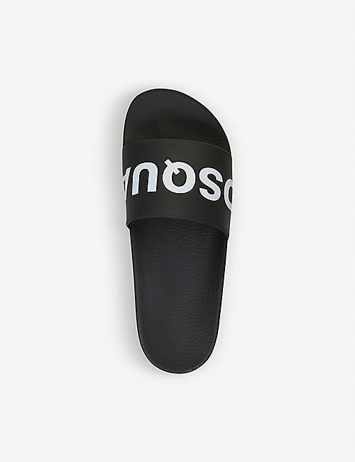 DSQUARED2 Dune Logo pool sliders