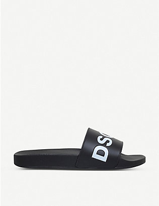 DSQUARED2: Dune Logo pool sliders