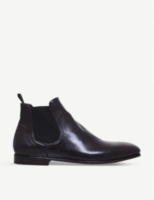OFFICINE CREATIVE Revien leather Chelsea boots