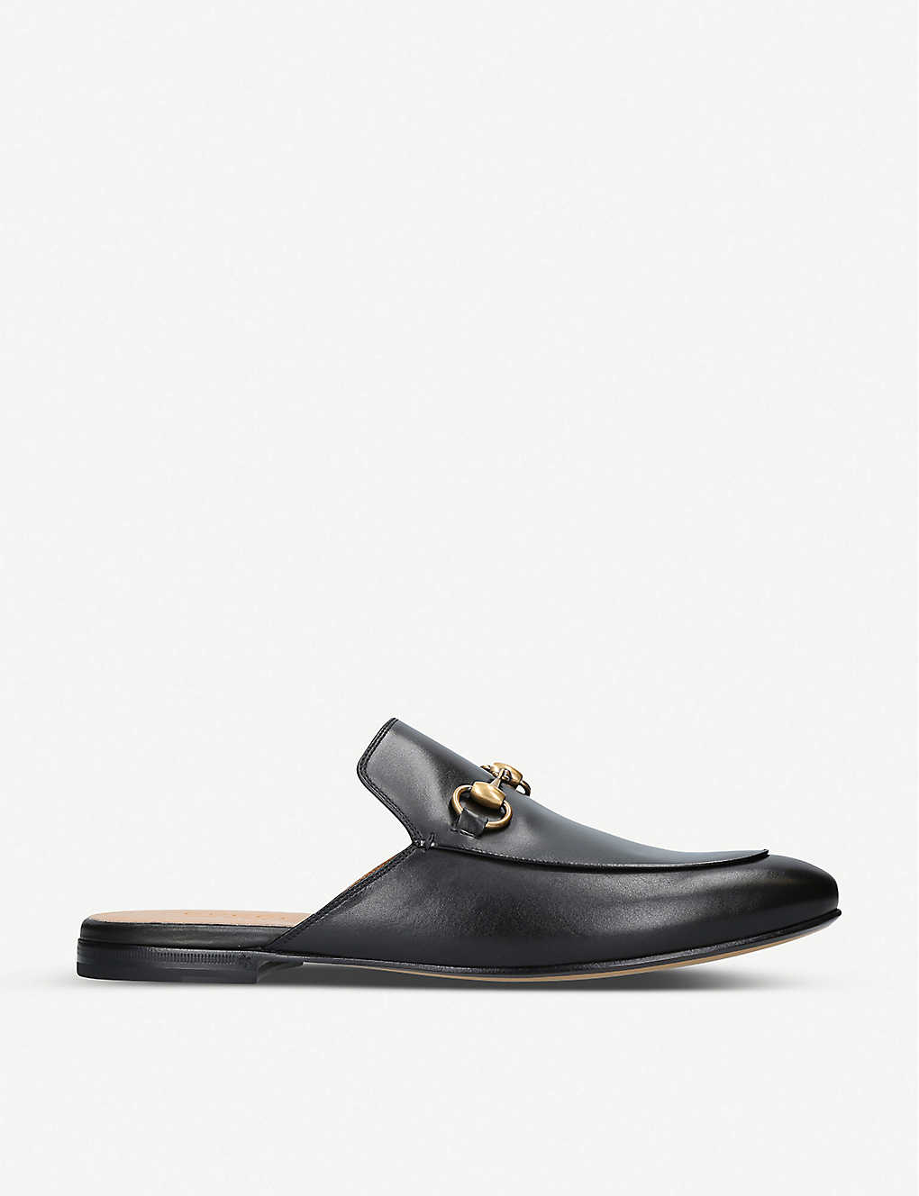 Gucci Shoes Princetown leather slippers